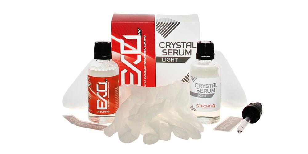 Gtechniq EXO and Crystal Serum Light 50ml Kit