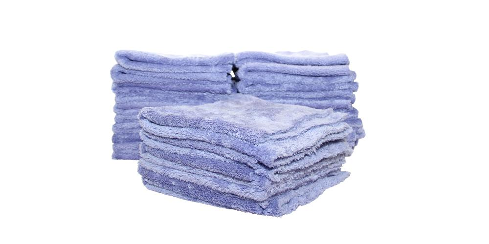 "The Rag Company Eagle Edgeless 350 Towel Lavender 16"" x 16"" BULK"