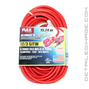 Flex Extension Cord - 50'