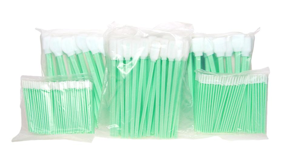 Foam Cleaning Swabs Variety Pack