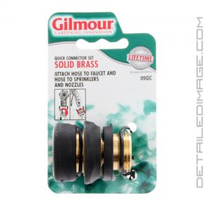 Gilmour Brass Quick Connector Set