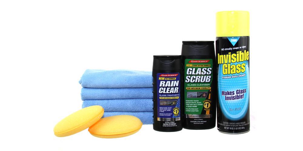 Glass Care Kit