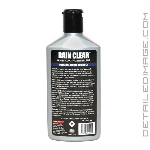 Glass Science Rain Clear - 8 oz Alternative View