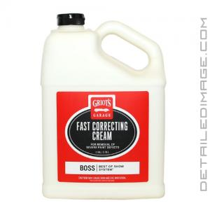 Griot's Garage BOSS Fast Correcting Cream - 128 oz