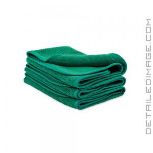 "Griot's Garage Dual-Weave Interior Towels 3 Pack - 16"" x 16"""