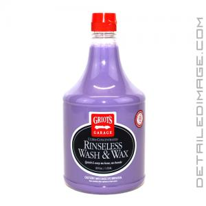 Griot's Garage Rinseless Wash & Wax - 35 oz