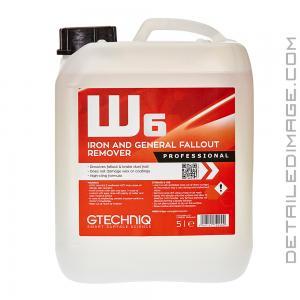 Gtechniq W6 Iron and General Fallout Remover - 5 L