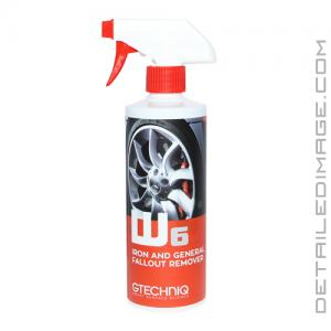 Gtechniq W6 Iron and General Fallout Remover - 500 ml