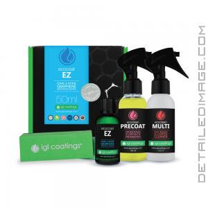 IGL Coatings Ecocoat EZ One-Layer Graphene Reinforced Coating - 50 ml Kit