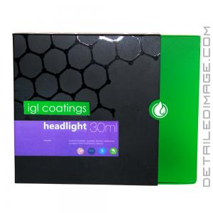 IGL Coatings Ecocoat Headlight - 30 ml Kit