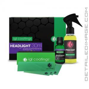 IGL Coatings Ecocoat Headlight - 30 ml Kit