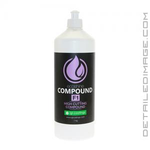 IGL Coatings Ecoshine F1 Compound - 1000 ml