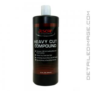 Jescar Heavy Cut Compound - 32 oz