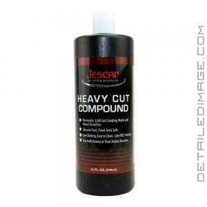 Jescar Heavy Cut Compound - 32 oz