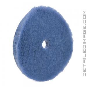 "Lake Country Blue Hybrid Foamed Wool Pad - 6"""