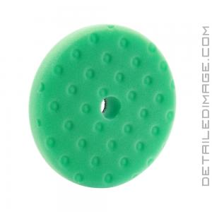Lake Country CCS Precision Rotary Green Heavy Polishing Pad - 6""