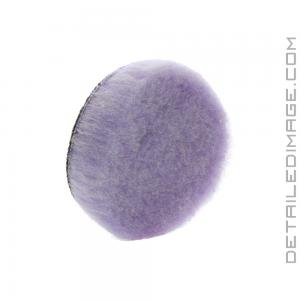 Lake Country Purple Foamed Wool Pad - 4""