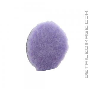 "Lake Country Purple Foamed Wool Pad - 4"""
