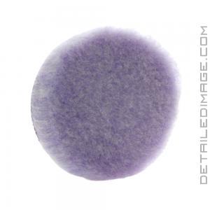 "Lake Country Purple Foamed Wool Pad - 5"""