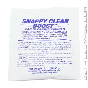 Lake Country Snappy Clean Boost Pad Cleaner