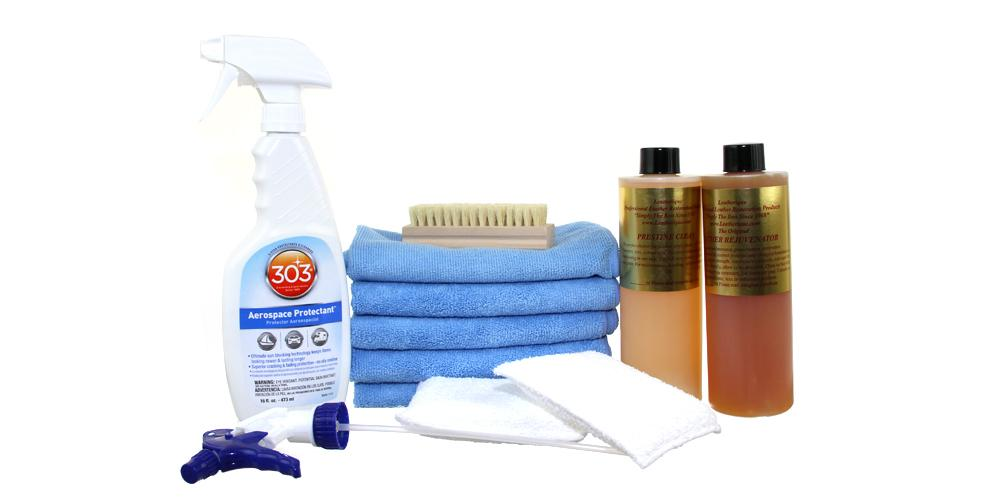 Leather Care 16 oz Kit