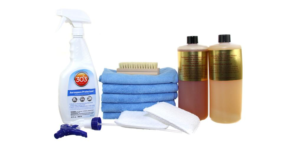 Leather Care 32 oz Kit