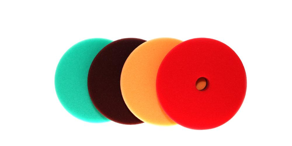 Buff and Shine Low-Pro Pad Kit 5.5""