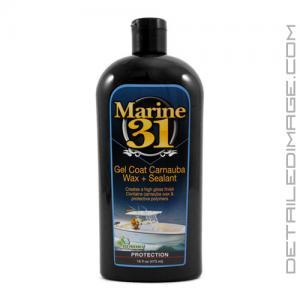 Marine 31 Gel Coat Carnauba Wax and Sealant - 16 oz