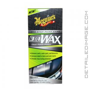 Meguiar's 3-in-1 Wax - 16 oz