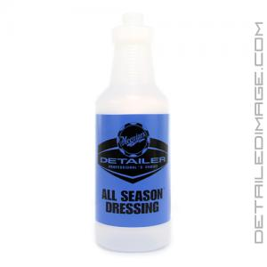 Meguiar's All Season Dressing Bottle - 32 oz
