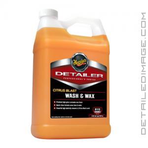 Meguiar's Citrus Blast Wash & Wax D113 - 128 oz