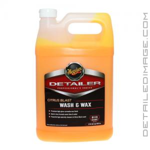 Meguiar's Citrus Blast Wash & Wax D113 - 128 oz