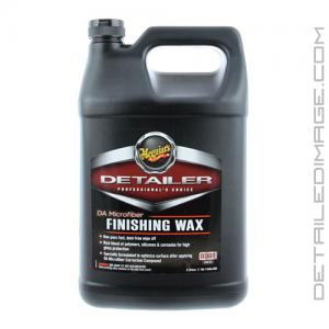 Meguiar's DA Microfiber Finishing Wax D301 - 128 oz