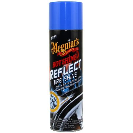 Meguiar's Hot Shine Reflect Tire Dressing - 15 oz | Free ...