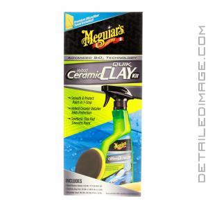 Meguiar's Hybrid Ceramic Quik Clay Kit