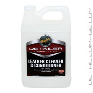 Meguiar's Leather Cleaner & Conditioner D180 - 128 oz