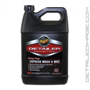Meguiar's Rinse Free Express Wash & Wax D115 - 128 oz