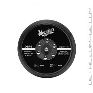 Meguiar's Soft Buff DA Backing Plate - 5""