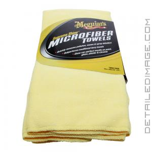 "Meguiar's Supreme Shine Microfiber Towel 3 pack - 16"" x 24"""