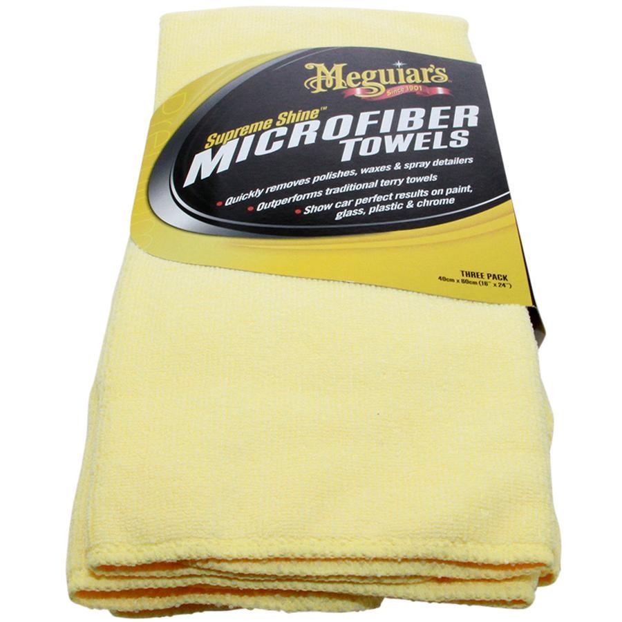 Meguiar S Supreme Shine Microfiber