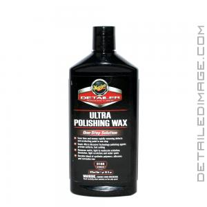Meguiar's Ultra Polishing Wax D166 - 16 oz