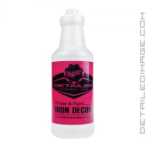 Meguiar's Wheel & Paint Iron Decon Bottle D1801 - 32 oz