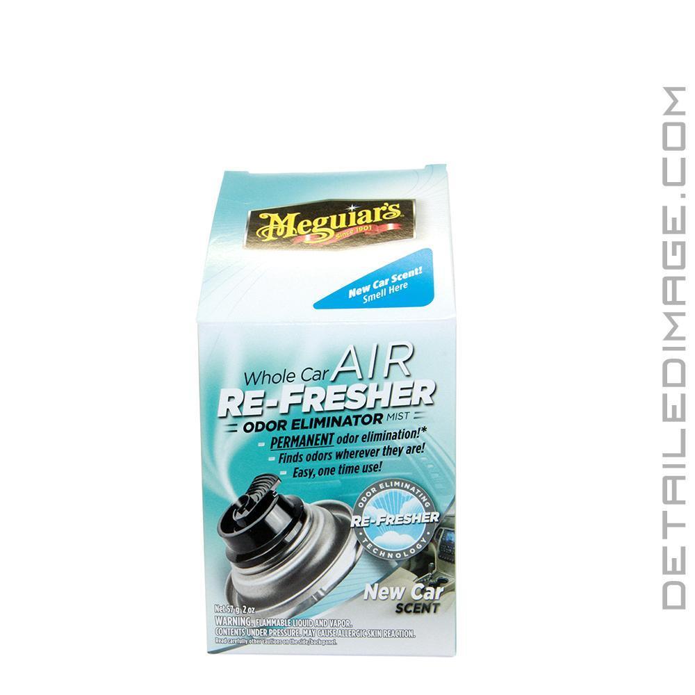Car Odor Eliminator >> Meguiar S Whole Car Re Fresher Odor Eliminator Mist