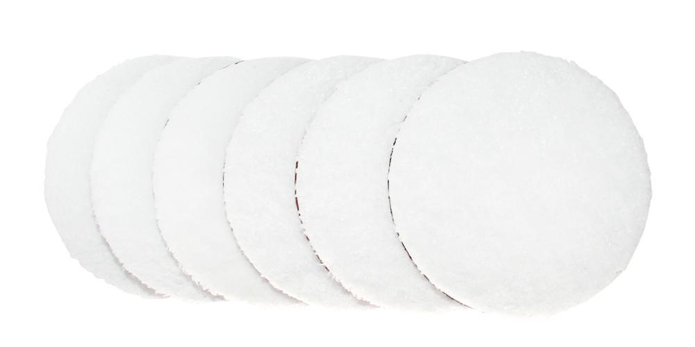 "Meguiar's Microfiber Pad 6"" Kit"