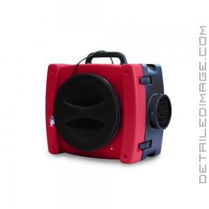 Mytee VAS525 Vanquish Air Scrubber & Negative Air Machine - Red