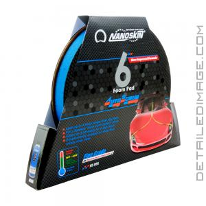 "NanoSkin AutoScrub Fine Foam Pad - 6"""