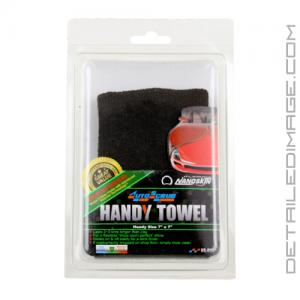 "NanoSkin AutoScrub Handy Towel - 7"" x 7"" package"
