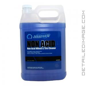 NanoSkin Non Acid Wheel & Tire Cleaner - 128 oz