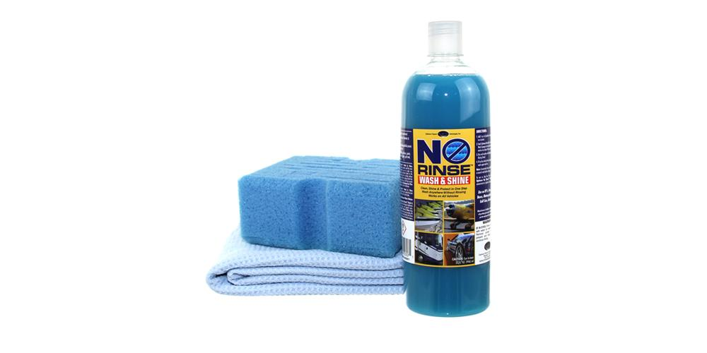 Optimum No Rinse (ONR) Washing and Drying Kit