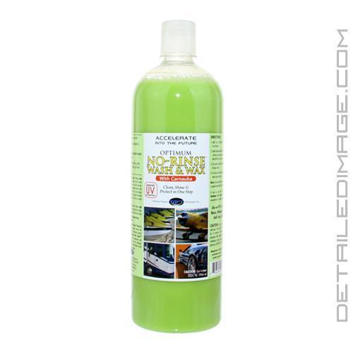 Optimum No Rinse Car Wash Review
